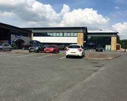 Letting Achieved At Valley Forge Business Park