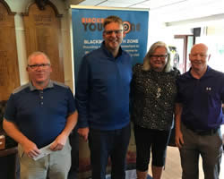 Celebrations all round at Charity Golf Day