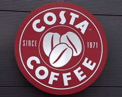 Costa Coffee Comes to Pendle Rise, Nelson