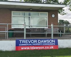 Sporty Times at Trevor Dawson