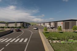 Barnfield Submit Planning On New £11 Million Advance Point Business Park