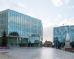 Blackburn's One Cathedral Square Takes Home Major Award