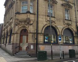 Former Yorkshire Bank Building