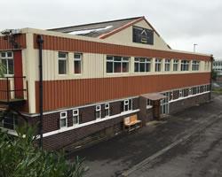 Manufacturing/Warehouse Facility