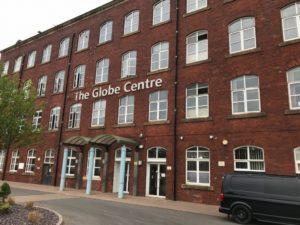 The Globe Centre St James Square Accrington BB5 0RE