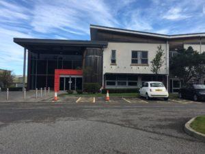 Lancashire Digital Technology Centre Bancroft Road Burnley BB11 2TP