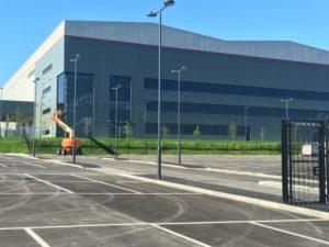Design and Build Titanium Park Burnley Bridge Business Park J9 M65 Burnley BB12 7DW