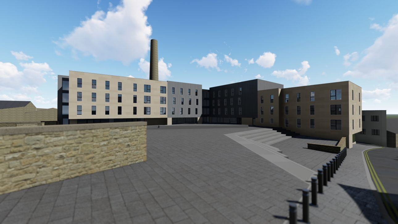 Commercial / Retail Units Available Within Landmark Student Accommodation Development