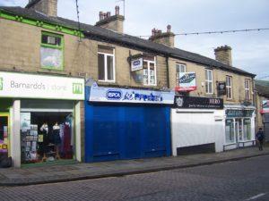 64 Bank Street Rawtenstall BB4 8EG