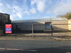 Isle of Man Mill Burnley Road East Water Rossendale BB4 9PX