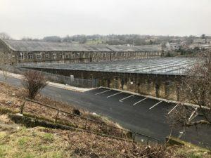 Scholefield Mill Brunswick Street Nelson BB9 OHU
