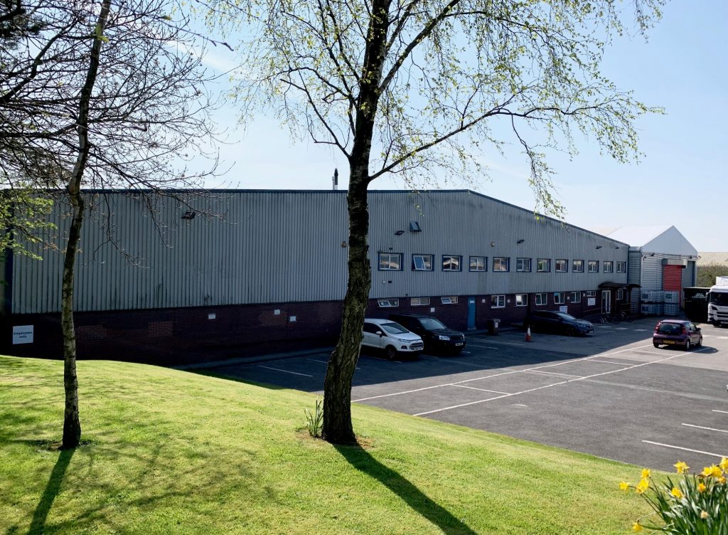 Deal completes on 65,000 sq ft industrial investment